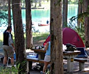 Two Jack Lakeside Campground