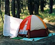 Inexpensive Discount Tent